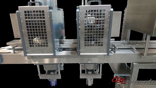 236 - Dépil - Conv - DP SA 2x1 - Couv - Salades (15) - Couvercleuse 2 formats avec outils inf