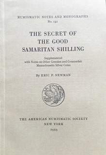 NNM Good Samaritan Shilling book cover