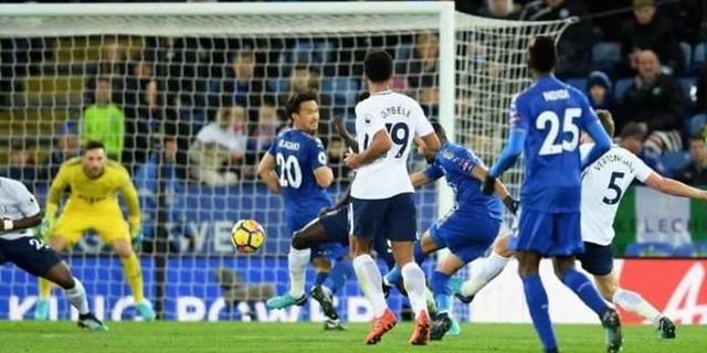 Menangi Drama 9 Gol Kontra LeicesterCity ,Tottenham Hotspur Kunci Posisi Ketiga