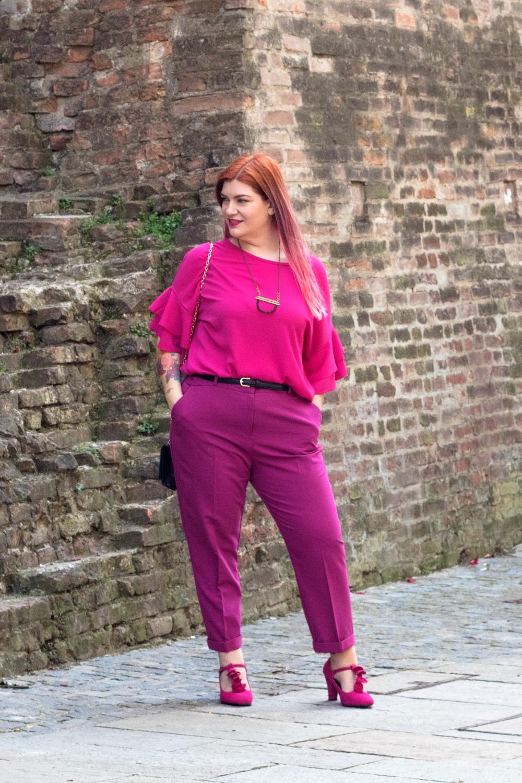 Outfit plus size negozio Mondo Curvy Savona (10)