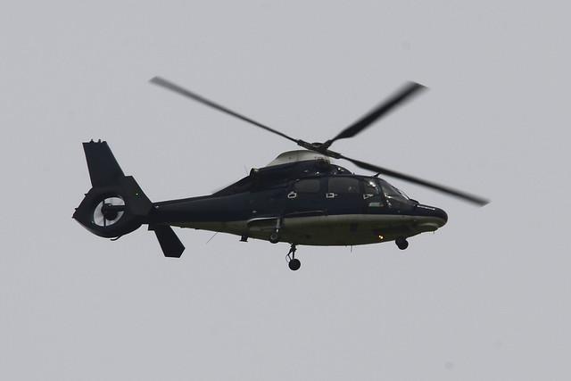 ZJ165 AS365N-2 Dauphin