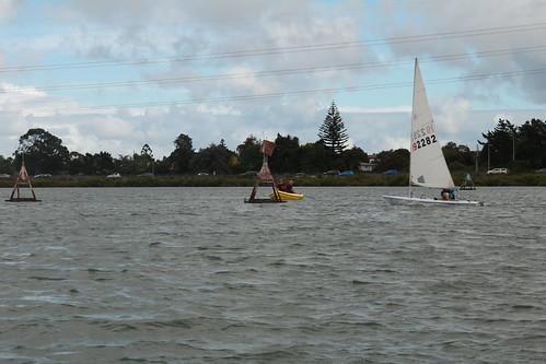 Patrol Boat: James Denham and Ian Wallace and Jordan Zagonel
