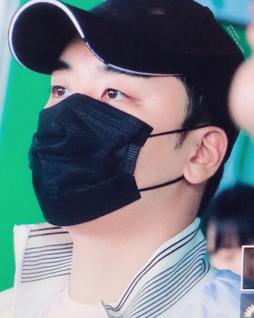BIGBANG via pandariko - 2018-04-22  (details see below)