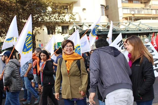 Marcha Día Internacional de los/as Trabajadores/as (01-05-2018)