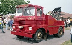 Preserved Trucks - Scammell