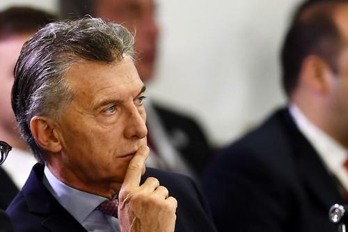 Argentina, Macri mostra i muscoli.