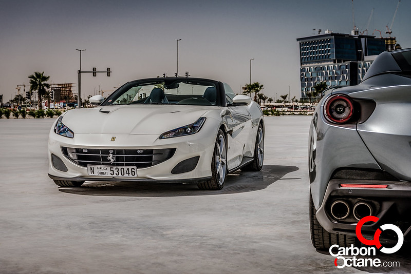 2018 ferrari portofino first drive review dubai uae carbonoctane 21
