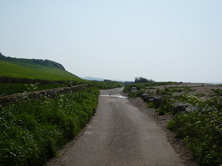 20180508 Day 46_2 Road past Old Coastguards
