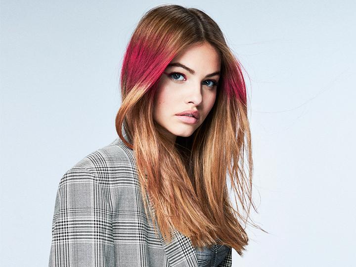 Rock een funky haarkleur voor 1 dag dankzij L'Oréal Colorista Hair Makeup