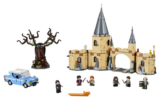 75953 Hogwarts Whomping Willow 1