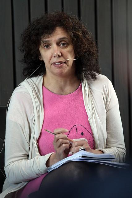 RIAÑO, HITO PERIODÍSTICO - DISTINTAS FORMAS DE MIRAR EL AGUA - MESA DE DEBATE CON PERIODISTAS EN LA FUNDACIÓN CEREZALES, ANTONINO Y CINIA 19.8.18