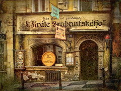 The oldest pub in Prague