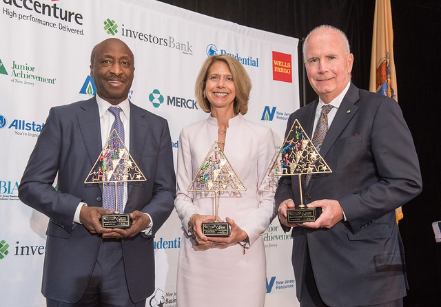 2018 NJ Business Hall of Fame Program