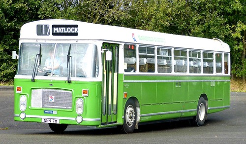 NNN 7M 'Mansfield District' No. 7 Bristol RELH6L / ECW on Dennis Basford's railsroadsrunways.blogspot.co.uk'
