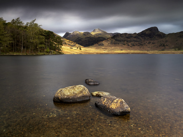 Langdale Pikes, Blea Tarn, Lake District