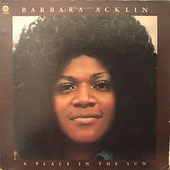 BARBARA ACKLIN:A PLACE IN THE SUN(JACKET A)