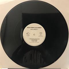 スチャダラパー:WILD FANCY ALLIANCE(RECORD SIDE-A)