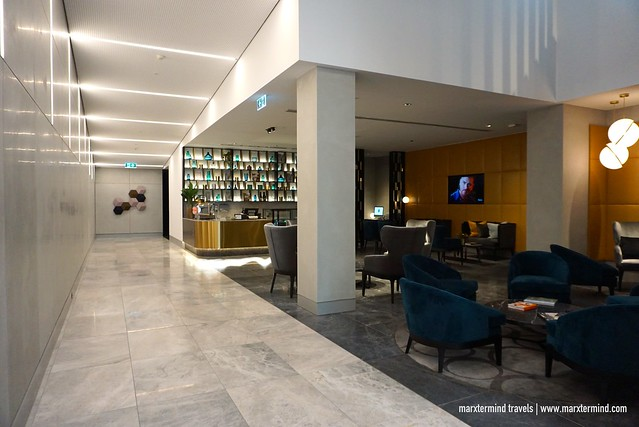 Novotel Melbourne South Wharf Lobby Area