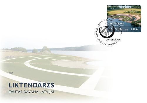 Aploksne: Likteņdārzs - tautas dāvana Latvijai