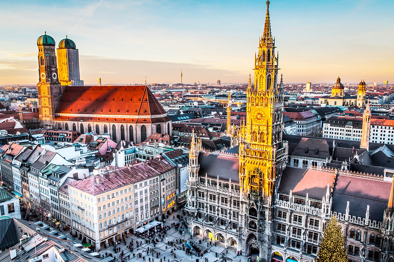 O Melhor de Berlim com Alemanha Romântica