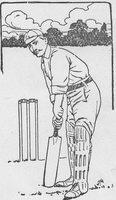 Cricket Player