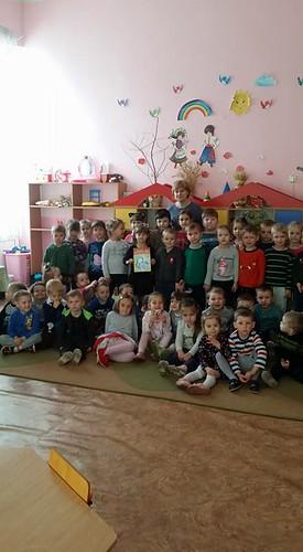 """Зустріч з вихованцями ШДС """"Поділля"""" 25.04.18 В. Некрасова"""