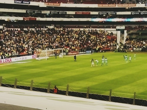 Penalty for Club América