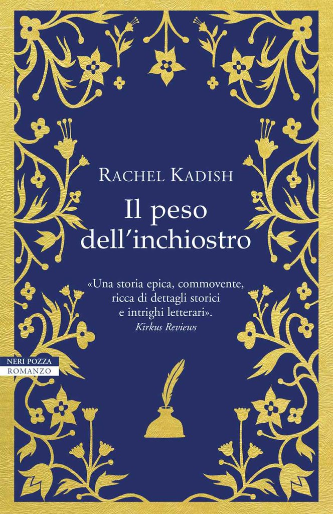 the weight of ink, italian edition
