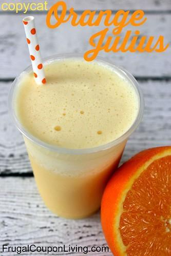 Best Diy Crafts Ideas For Your Home : Copycat Dairy Queen Orange Julius Recipe - mimic your favorite drink at home, gr...https://is.gd/bzJfqC