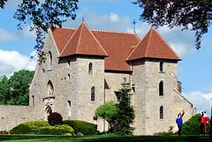 Château de Couches (71) : la chapelle