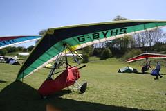G-BYHS Mainair Blade [1187-0299-7] Popham 050518