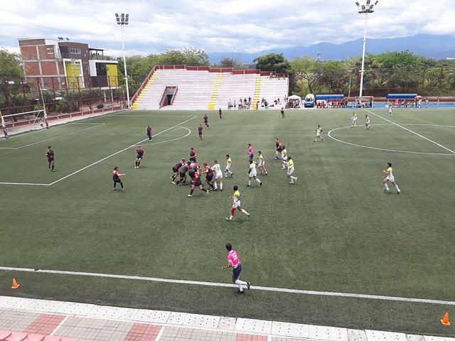 El rugby en Neiva, un proceso de la Universidad Surcolombiana