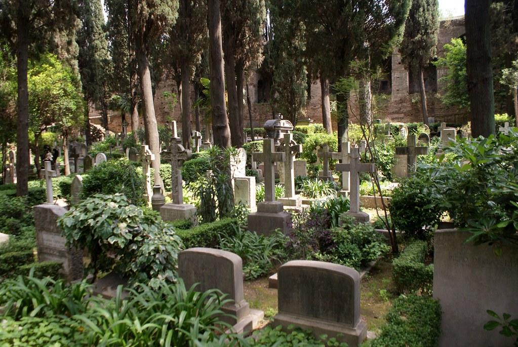 Un oasis de calme et de verdure dans Rome.