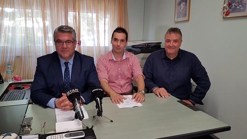 Υπογραφή Προγραμματικής Σύμβασης για Συντήρηση Παιδικών Σταθμών - 18-05-2018