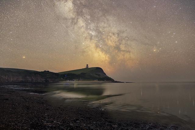Kimeridge Bay Milky Way, Canon EOS 5D MARK III, Canon EF 24-105mm f/4L IS