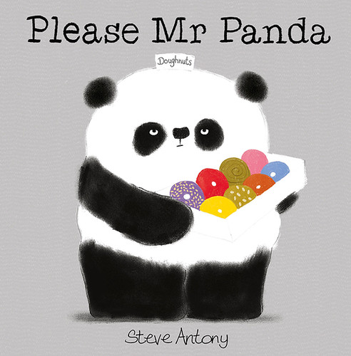 Steve Antony, Please Mr Panda