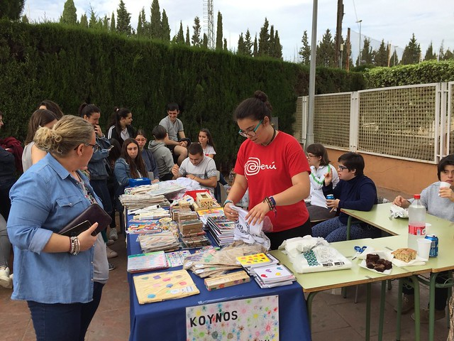 Mercadillo Solidario - 2018