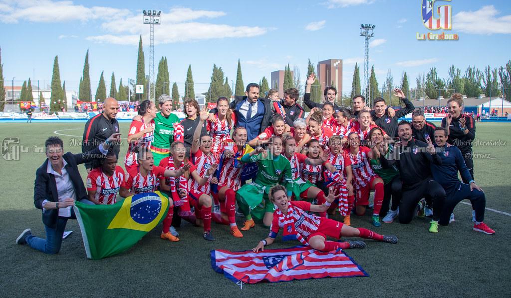 Zaragoza CFF - Atlético Femenino