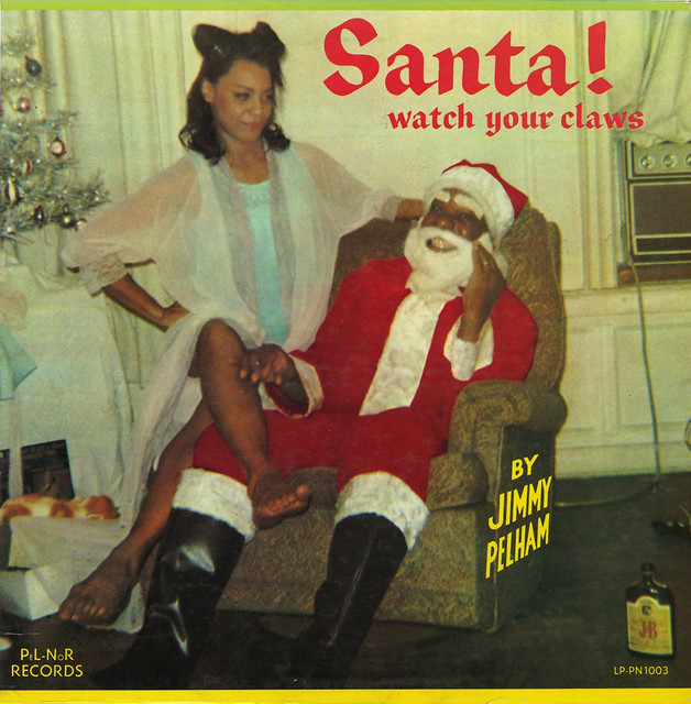 Santa! Watch Your Claws