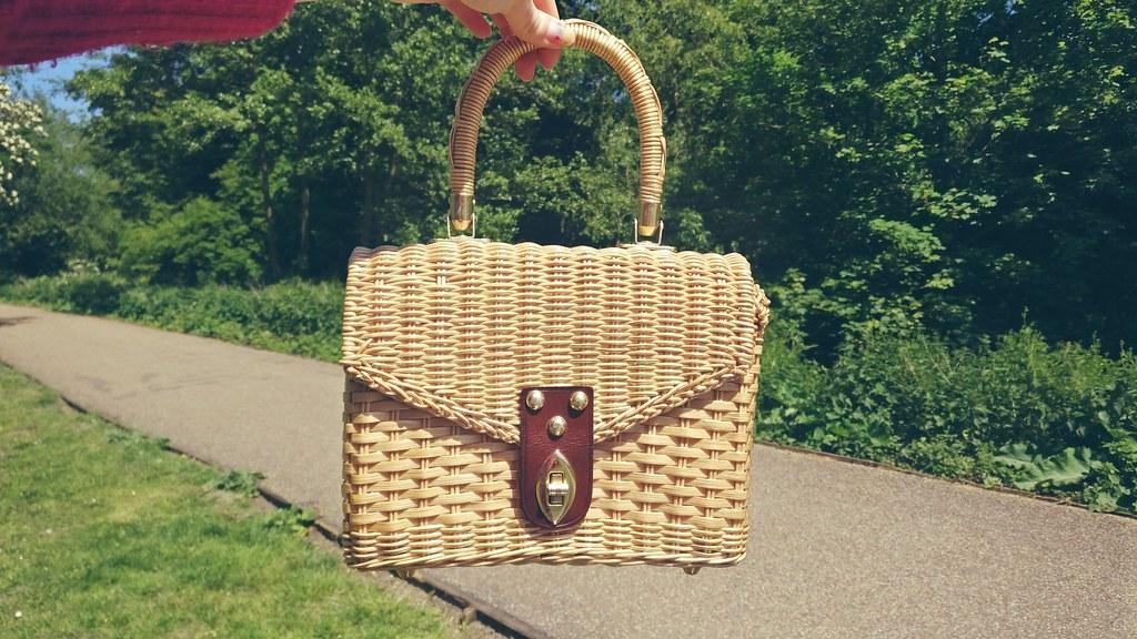 Wicker Raffia Bags 2