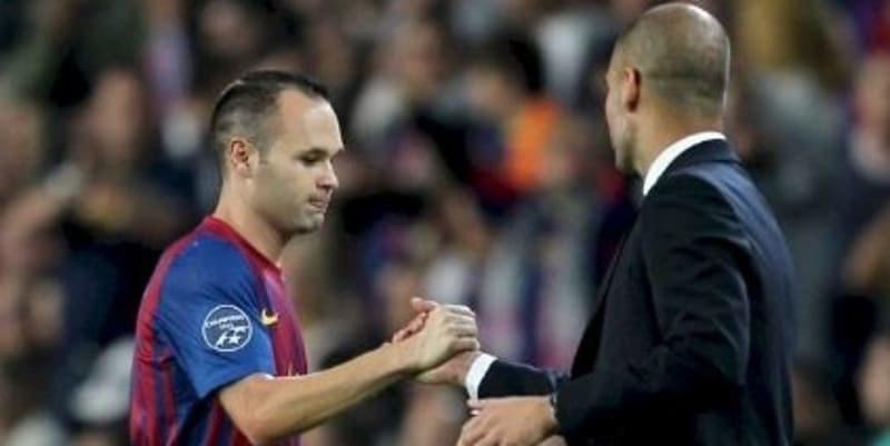 Andres Iniesta Akan Menjadi Asisten Manajer Pep Guardiola di Manchester City
