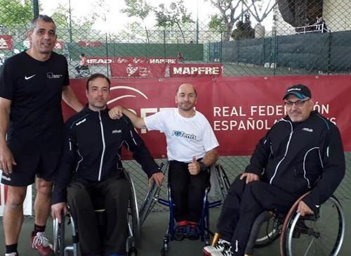 Campeonato de España de Tenis en Silla de Ruedas 2018
