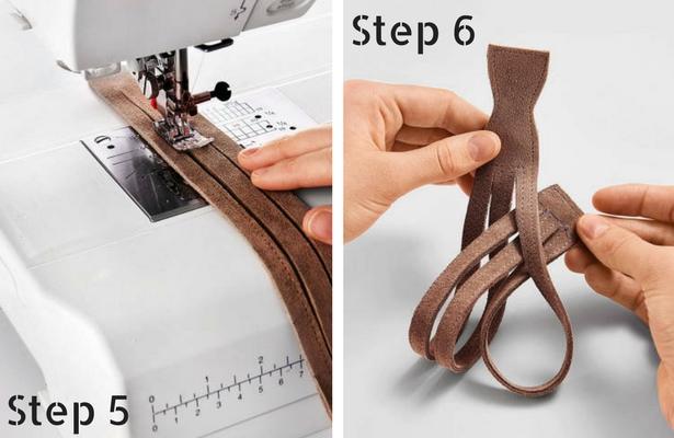 Steps 5 6