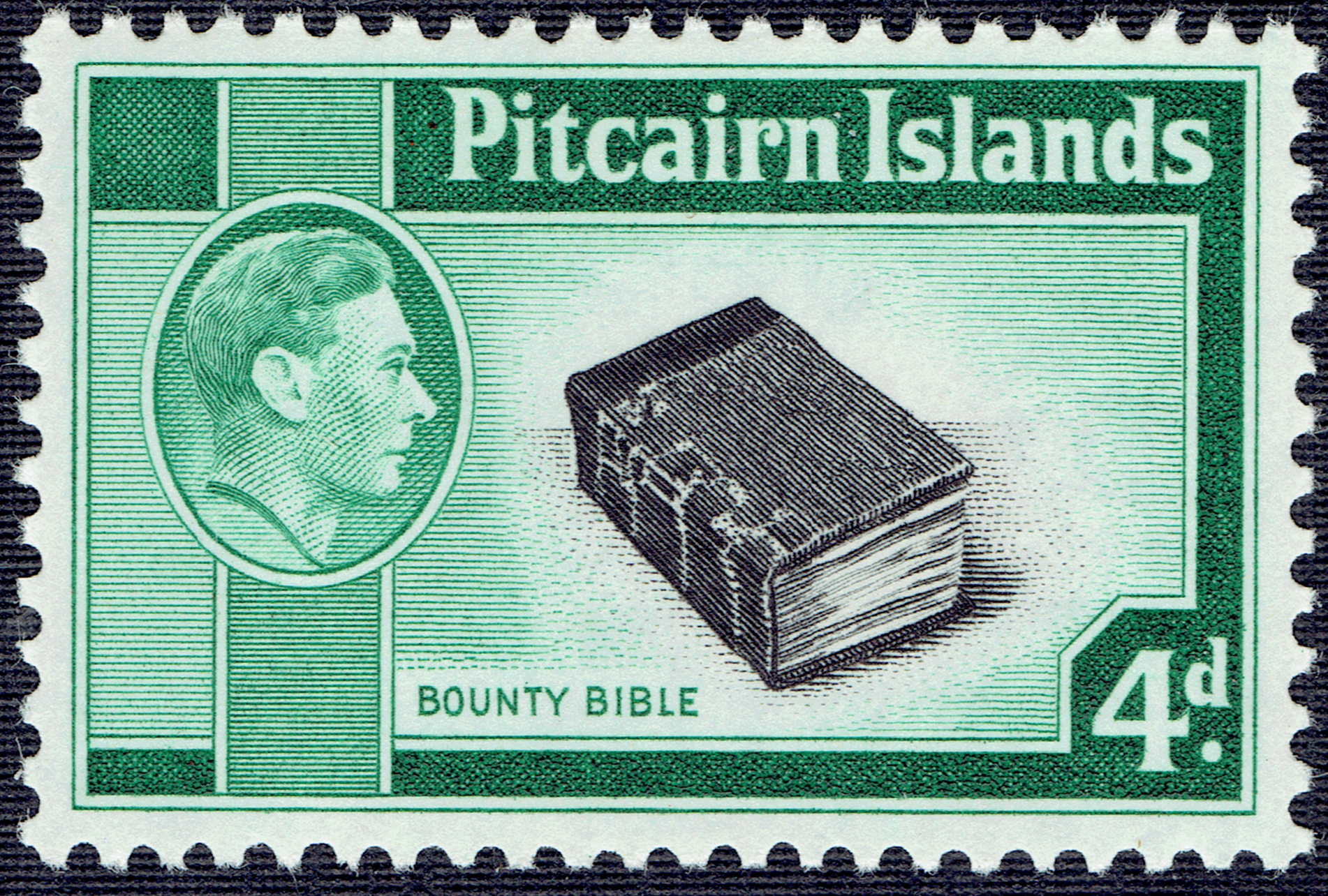Pitcairn Islands - Scott #5A (1951)