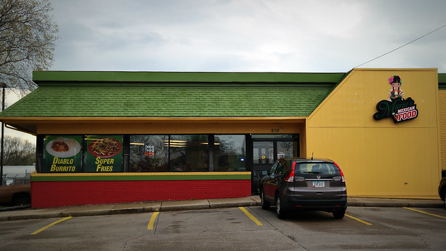 Maria's Mexican Food in Valley Junction West Des Moines, Iowa