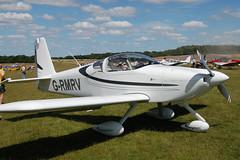 G-RMRV Vans RV-7A [PFA 323-14434] Popham 110710