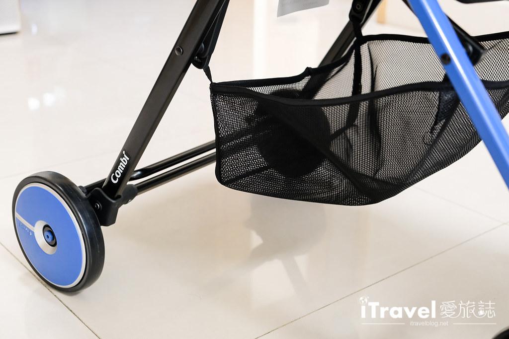 轻量型婴儿车推荐 Combi F2 Plus (24)