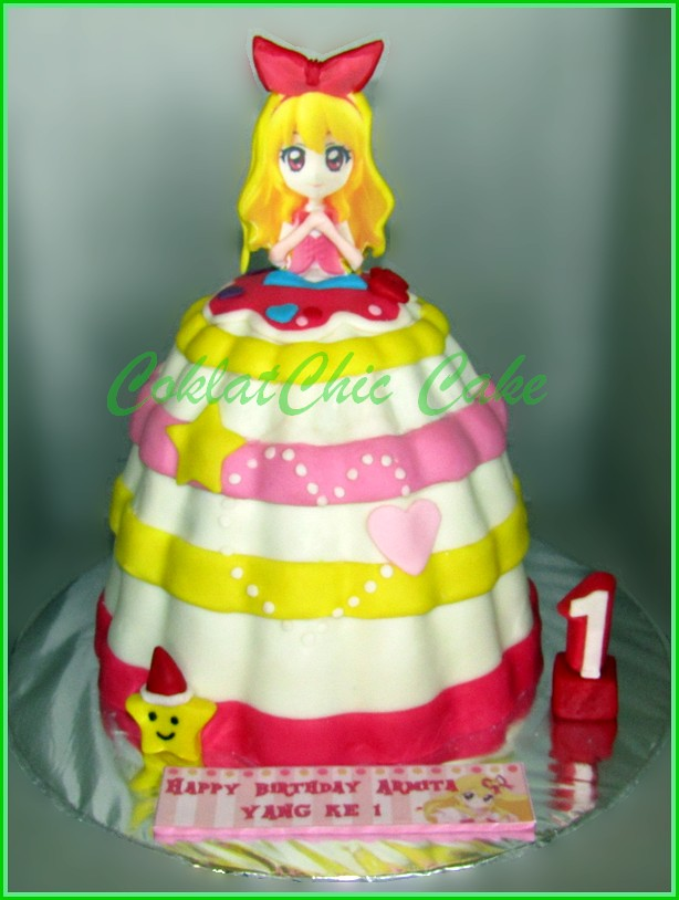Cake Aikatsu ARMITA 15 cm