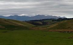 Mountains near Stonehenge Farms