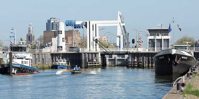 Sloeproeien Rotterdam - Schipluiden vv